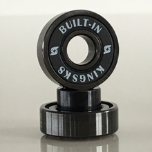 Kingsk8 Super Black Titanium Coating Built-In Longboard Bearings