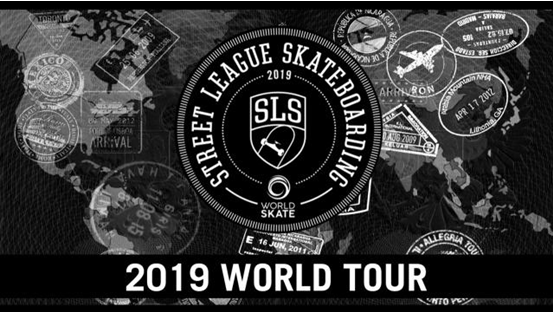 2019 INTERNATIONAL ROLLER FEDERATION SLS PROFESSIONAL TOUR