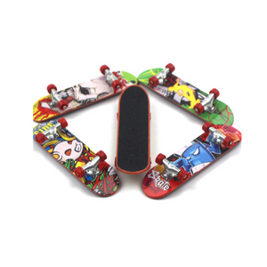 Manufacturer Wholesale Plastic Custom Tech Deck Finger Skateboard