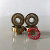 Kingsk8 Built-in Gold Titanium Coating Skateboard Bearings