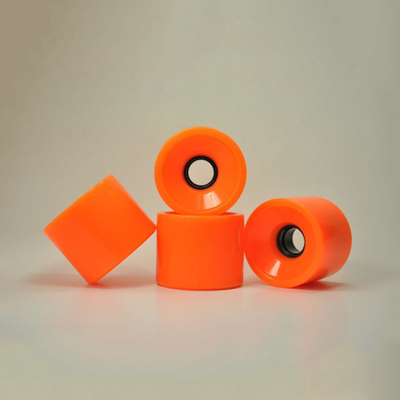 Kingsk8 Soft Orange Skateboard Wheels 6850
