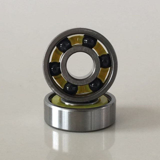Kingsk8 6 Ball Si3N4 Ceramic Skateboard Bearings